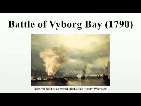 Battle of Vyborg Bay (1790)