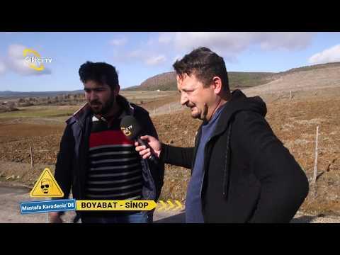 Mustafa Karadeniz Bu Hafta Sinop/Boyabat'ta - Mustafa Karadeniz'DE / Çiftçi TV