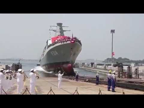 Turkish Navy launches new TCG Kınalıada Ada-class corvette
