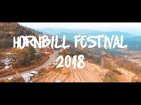 Hornbill festival 2018 || NAGALAND || Vlog#2||day 1||