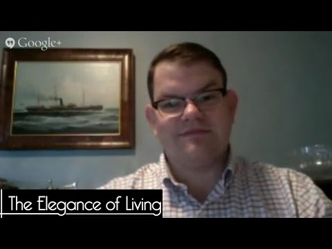 The Elegance of Living Taster with Chris Hughes