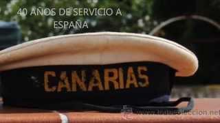 HUBO UNA VEZ UN CRUCERO... EL CANARIAS BUQUE INSIGNIA DE LA ARMADA ESPAÑOLA