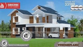 Indian House Design By 99HOMEPLANS COM [ Esp: 086 ]
