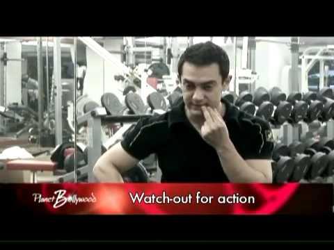 Aamir Khan was injured shooting for Ghajini