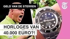 Kijkje in kluis van Michael van Gerwen - GELD VAN DE STERREN #47