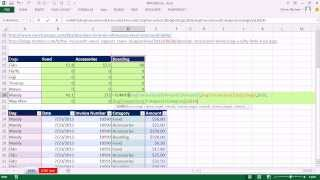 Excel Magic Trick 1038: Make Table Reference Absolute With Colon and Double Square Brackets