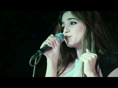 Aima baig sing mast malang song in punjab college concert 2018