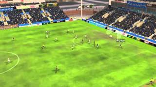 Alav�s - Barcelona 'B' - Gol de Sandro 23 minutos