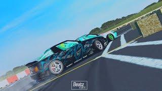 LFS | Twin Drift #2 Tiger & Naga | Supreme Drift Team ‹ TIGER ›