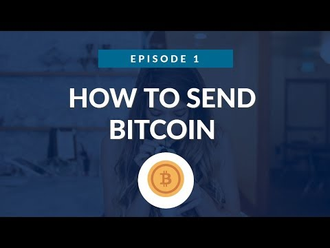 How To Send Bitcoin On Coinbase