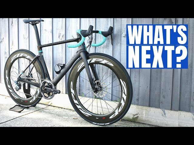 All-New Bikes from Emerging ROAD Brand (CHAPTER2)