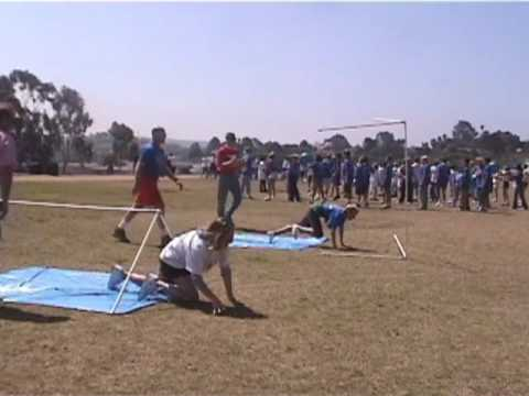 Earl Warren Middle School Spirit Day 2001