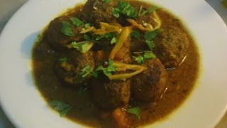 Kofta, Veg Kofta, Vegetable Kofta, Kofta Curry, Kofta Recipe, Indian Curry,
