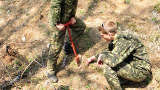 Как правильно сажать крымскую сосну.(Сотрудники Ялтинского горно-лесного природного заповедника в рамках Всемирного дня леса наглядно продемо..., 2014-03-21T13:21:34.000Z)
