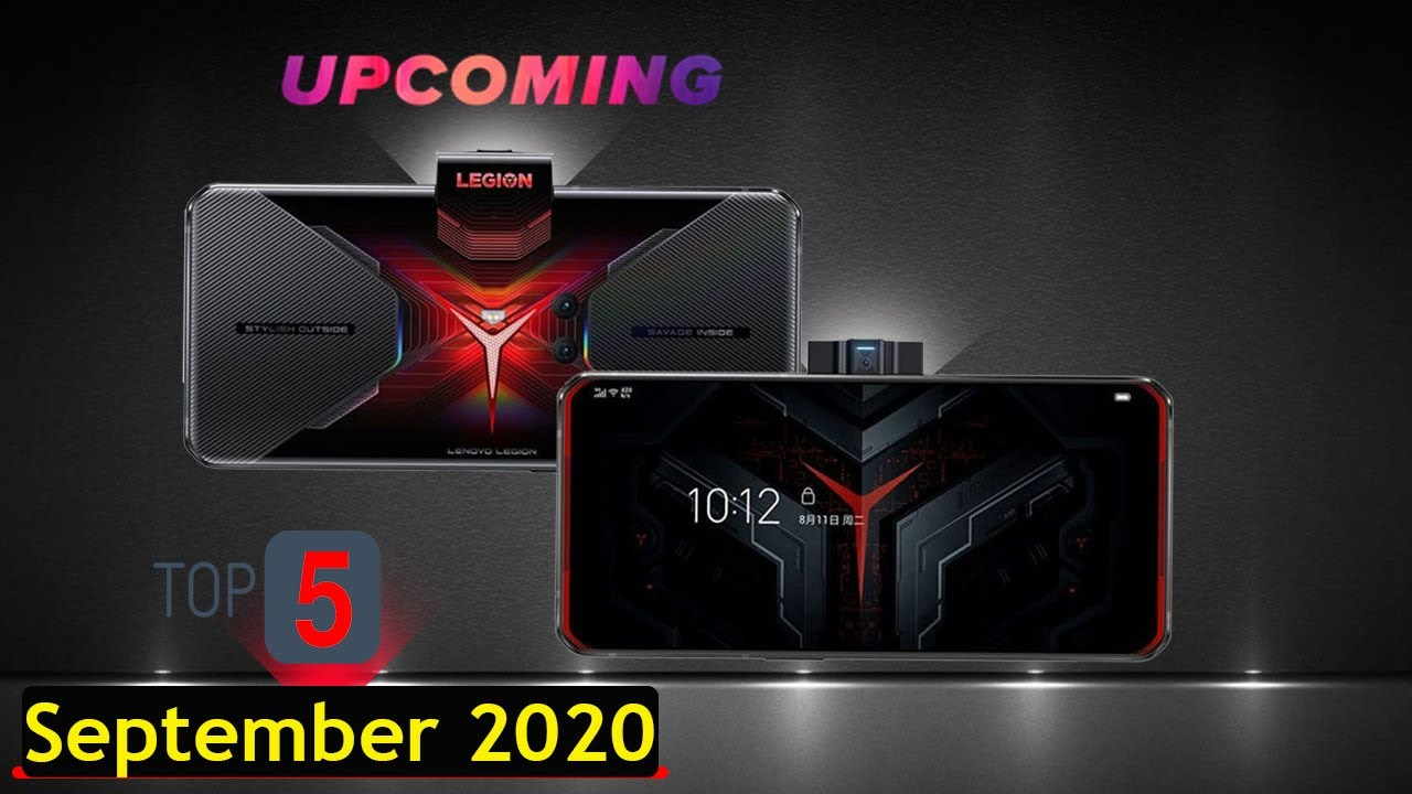 Top 5 Upcoming Mobiles in September 2020 ! Best Flagship Mobiles in 2020