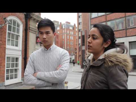 LSE International Students On Why They Love Studying In London