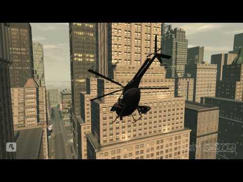GTA4 The Ballad of Gay Tony PC Gameplay XFX gts 250 1gb