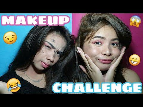 Mix Make Up Challenge | Miss Vee