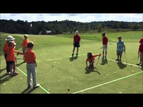 Golf Range Magazine- LedgeRock Golf Club Fall Junior Golf