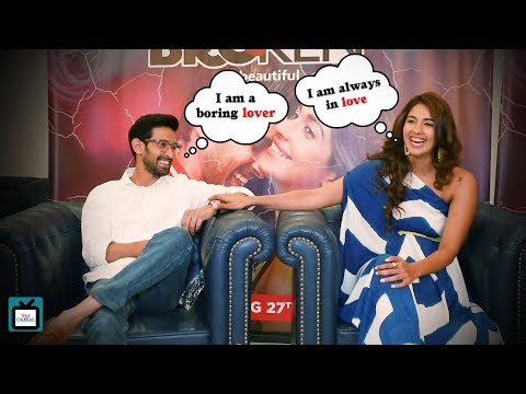 Vikrant Massey and Harleen Sethi talk about their first 'heartbreak' | Exclusive | Tellychakkar |