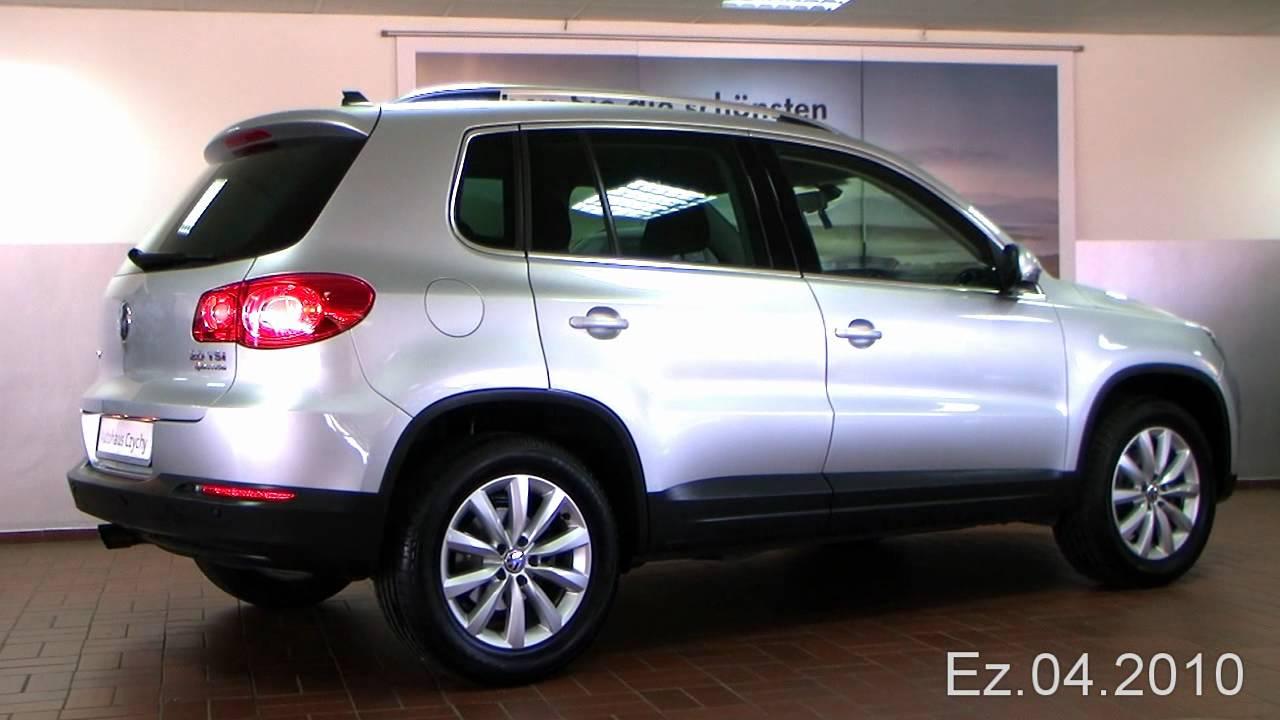 Volkswagen Tiguan 2.0 TSI Sport + Style 4Motion 2010 ...