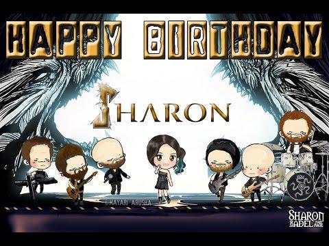 ¡Happy Birthday Sharon Den Adel! 2014 (Whole World Is Watching Instrumental)