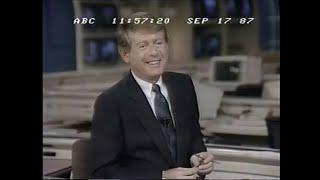 ABC Nightline on Joe Biden plagiarism controversy during 1988 campaign