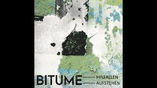 Bitume - Hinfallen Aufstehen (Lyric Video)