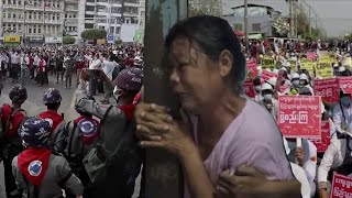Militer Myanmar Makin Brutal, Korban Terus Berjatuhan
