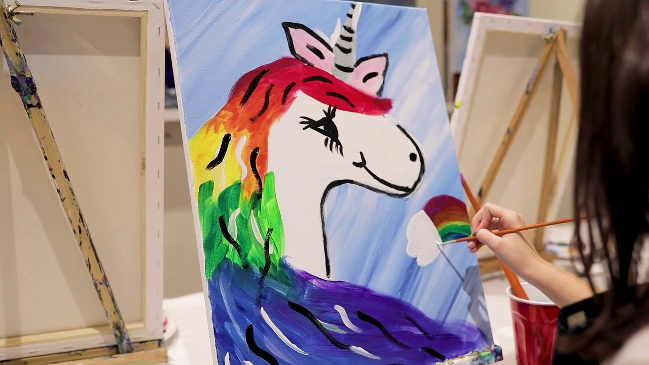 The Paint Bar | Studio Art Classes & Creative Parties In The