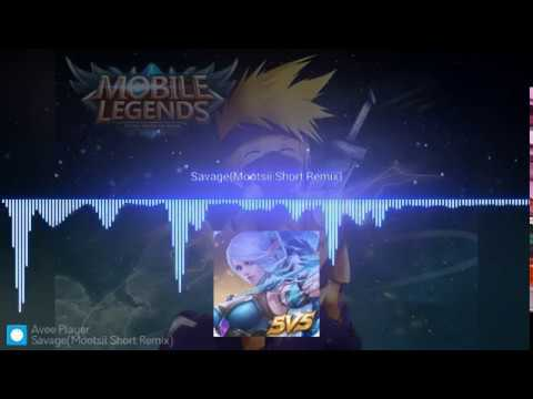 Mobile legends-Savage (Mootsii Short Remix)