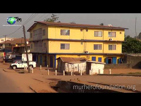 Bo-Town City Tour || Bo School - Bo Stadium - Bo to Freetown