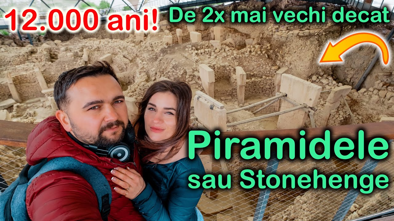 Göbeklitepe - s-a descoperit cea mai veche constructie de pe pamant!!!