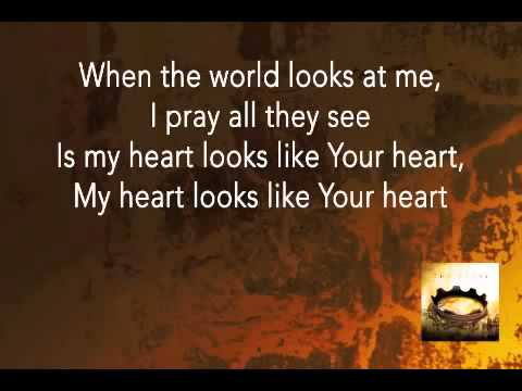 Chris Tomlin   Your Heart DAVID)    Official Lyric Video