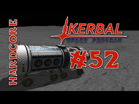 MISSION TO JOOL: Docking with Space Station | Kerbal Space Program - Hard Mode Mods! - Ep #52