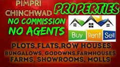 PIMPRI CHINCHWAD    PROPERTIES - Sell |Buy |Rent | - Flats | Plots | Bungalows | Row Houses | Shop |