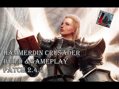 Hammerdin Crusader Build