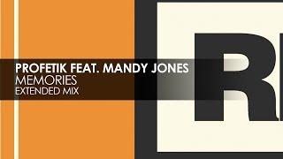 Profetik featuring Mandy Jones - Memories