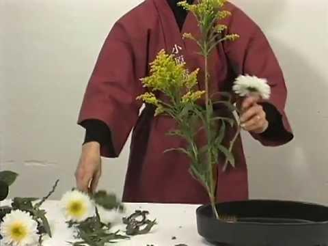 Ikebana - Arts floral japonais