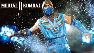 Mortal Kombat 11 Historia do Sub-Zero