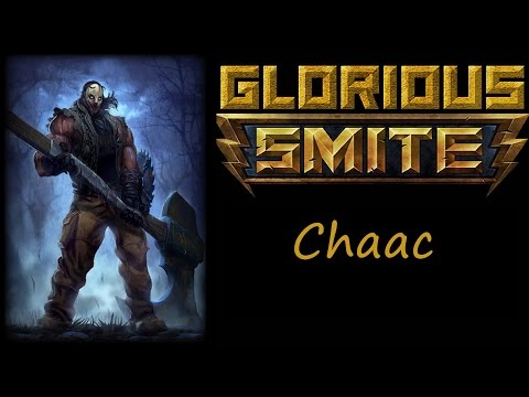 SMITE Chaac solo (Absolute destruction) ~ 1, 2, 3 times the fun!