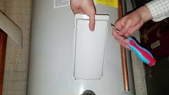 Bradford White Electric Water Heater Temperature Adjustment // Ryan Home