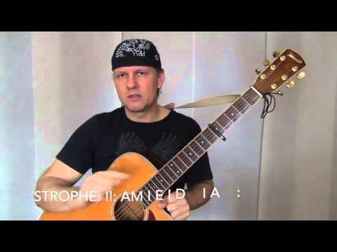 It´s a good life  - Rea Garvey -  Akustik Gitarren Tutorial