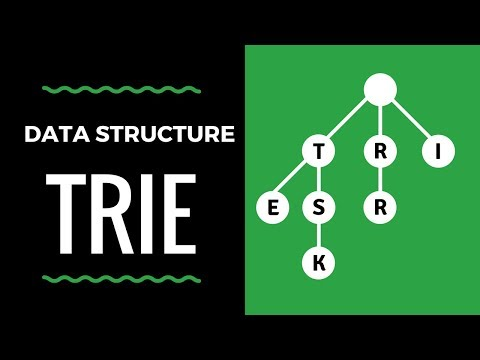 Trie Data Structure (EXPLAINED)
