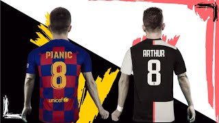 Pourquoi les transferts d'Arthur et Pjanic n'ont rien à voir avec le football