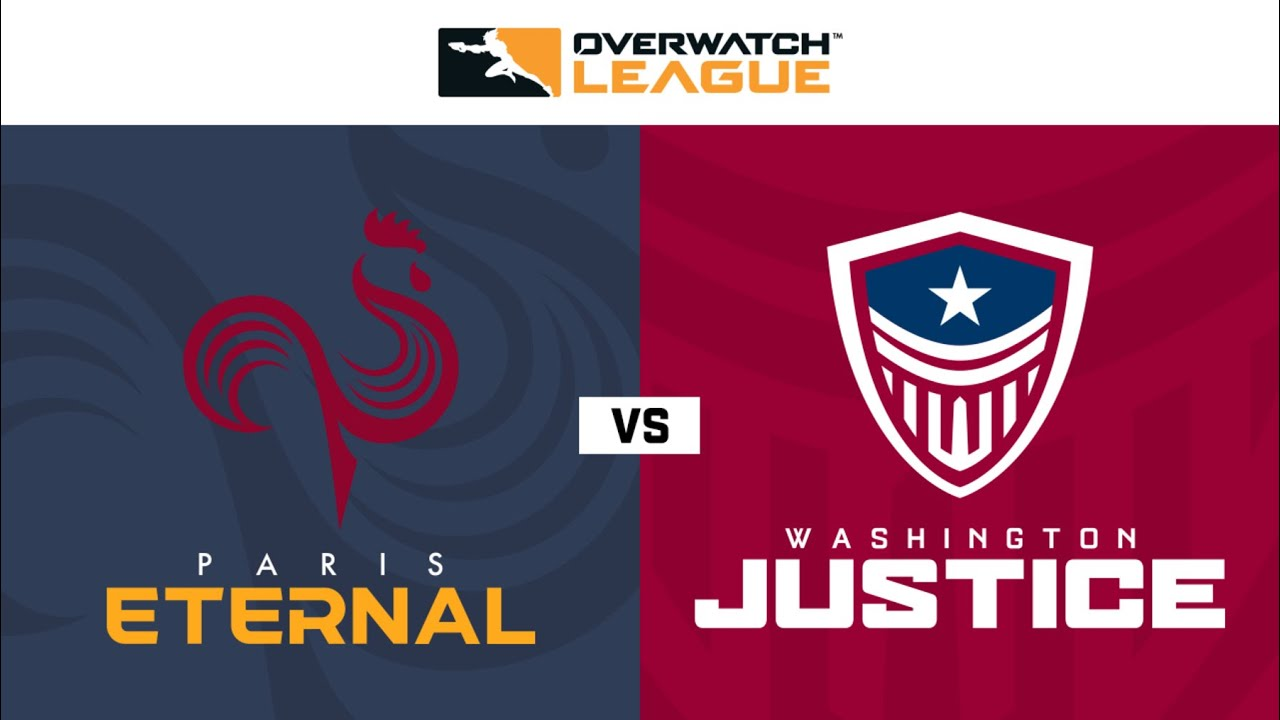 Paris Eternal vs Washington Justice | Hosted by Washington Justice | Week 3 Day 1