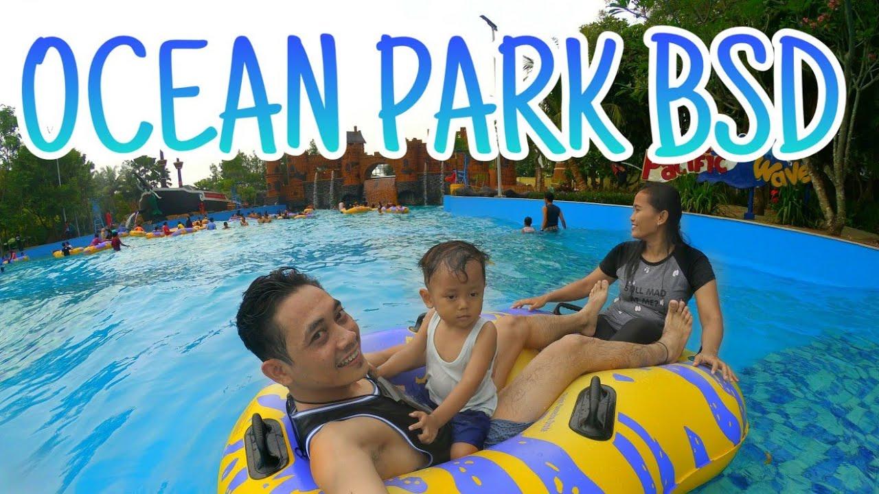 Liburan Musim Panas Di Ocean Park Bsd Youtube Tiket