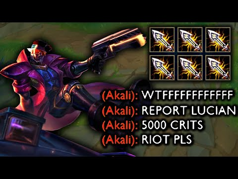 REPORT LUCIAN