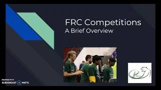 Competitions Overview