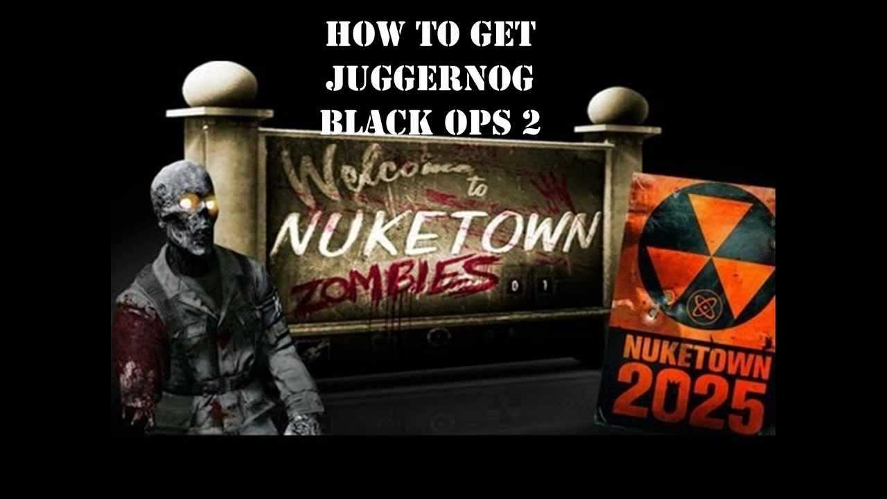 How to get Juggernog -...